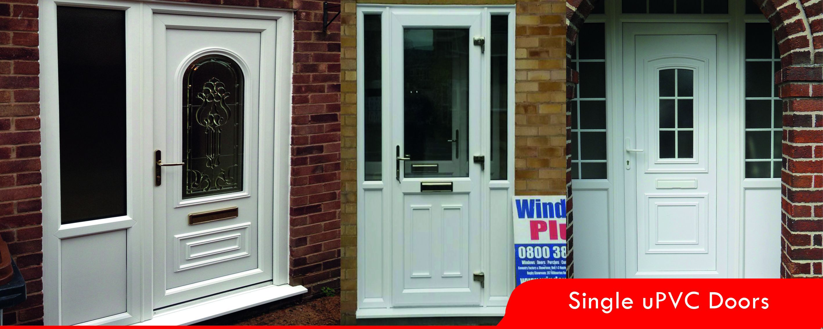 Double glazed windows and doors in coventry nuneaton for Upvc windows and doors