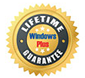 Windows Plus Lifetime Guarantee