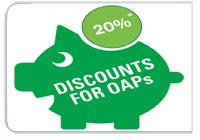 OAP Discount