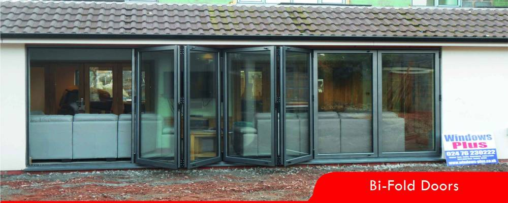 Bi Fold Doors Coventry, Nuneaton, Rugby