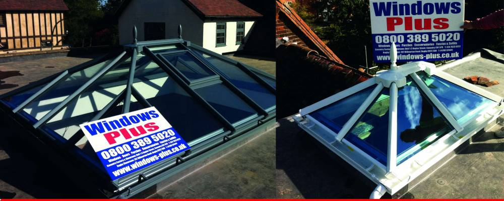 Roof Lanterns Coventry Nuneaton Rugby