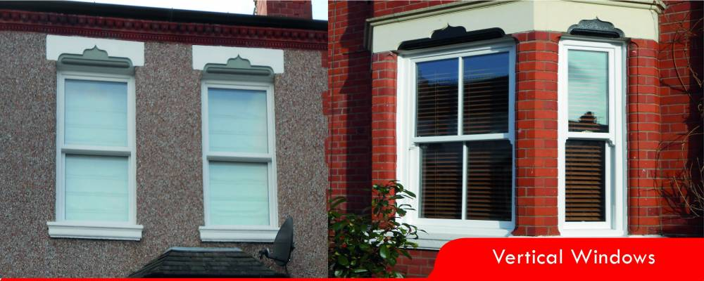 Vertical Sash Windows Coventry, Nuneaton, Rugby