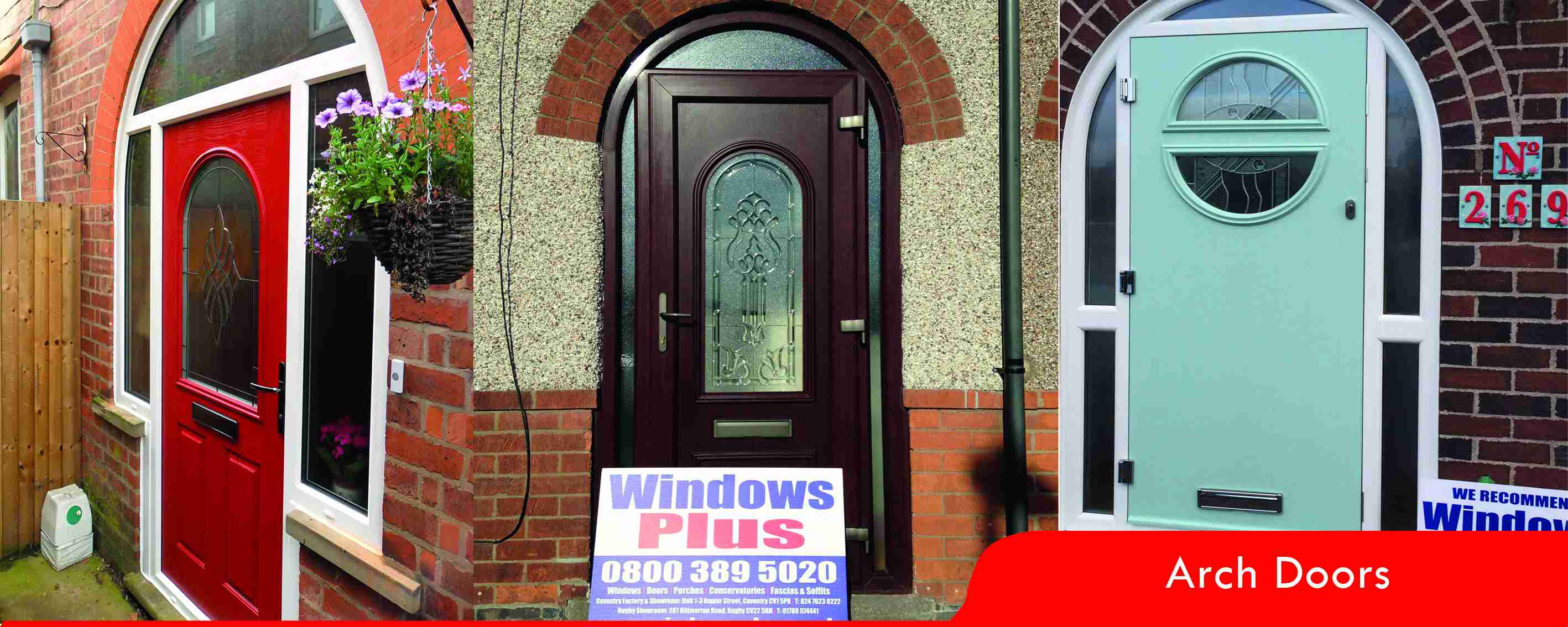 Arched Doors Rugby | uPVC Arch Doors Rugby | Replacement Double Glazed Arched uPVC Doors | & Arched Doors Rugby | uPVC Arch Doors Rugby | Replacement Double ...