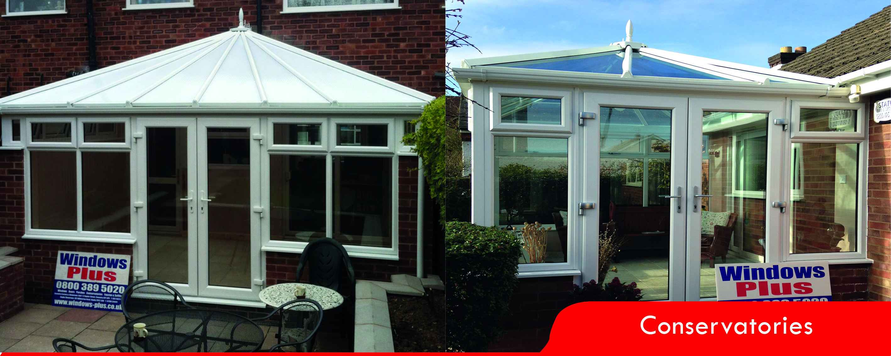 Conservatories Coventry Windows Plus New Conservatory Builders