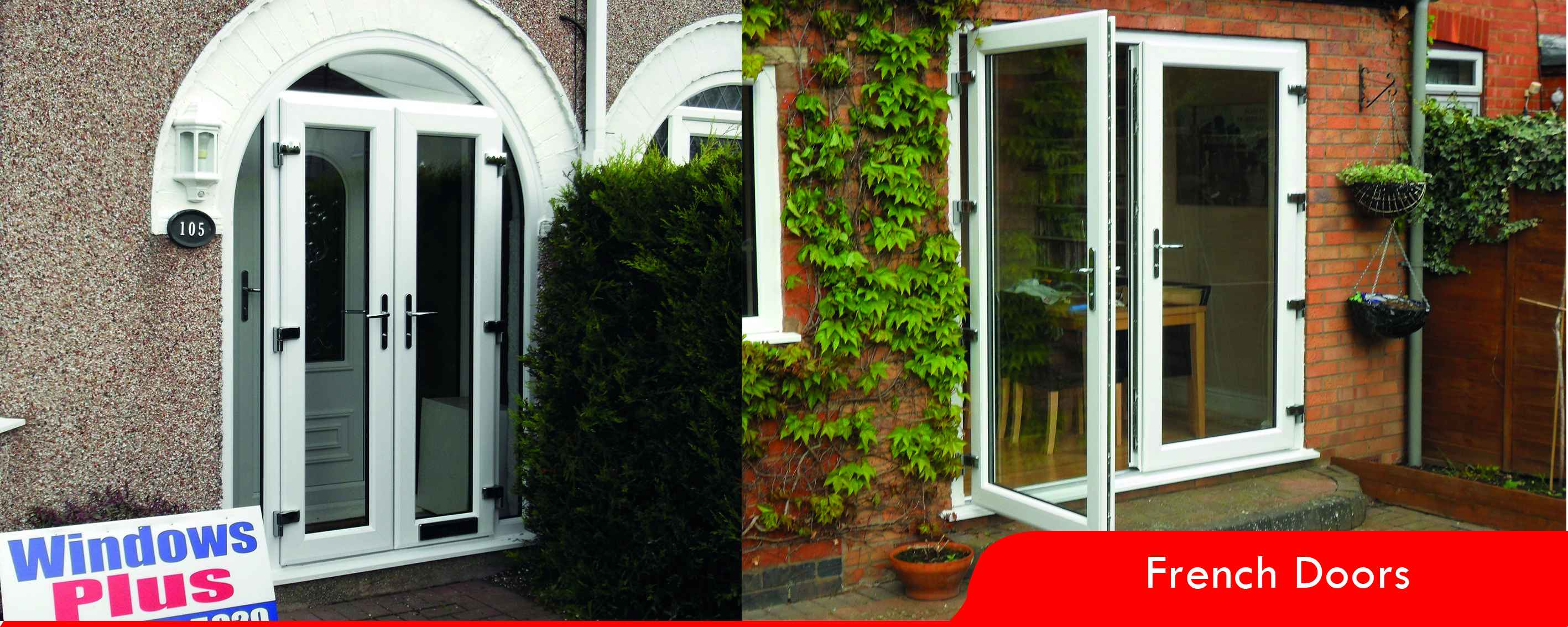 French Doors Coventry, Nuneaton, Rugby | uPVC Patio Doors | French ...