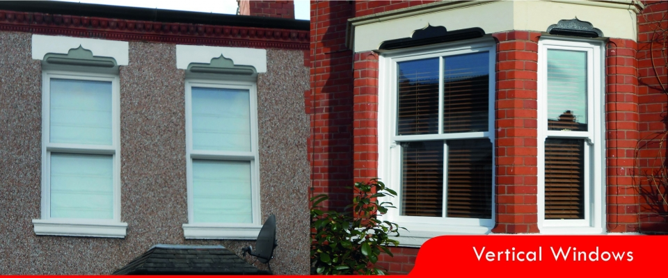 Vertical Sash Windows Coventry Nuneaton Rugby